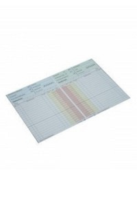 Referee note sheet, double-sided, Club..