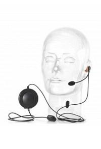 Sprechtaster mit Phonak Headset