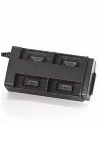 Batterieladegerät für maximal 4 Transc..