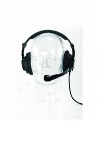 Audio Pro Headset double Muff with ON/..