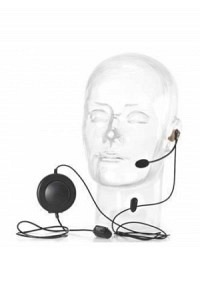 Push to talk unit with Phonak headset ..