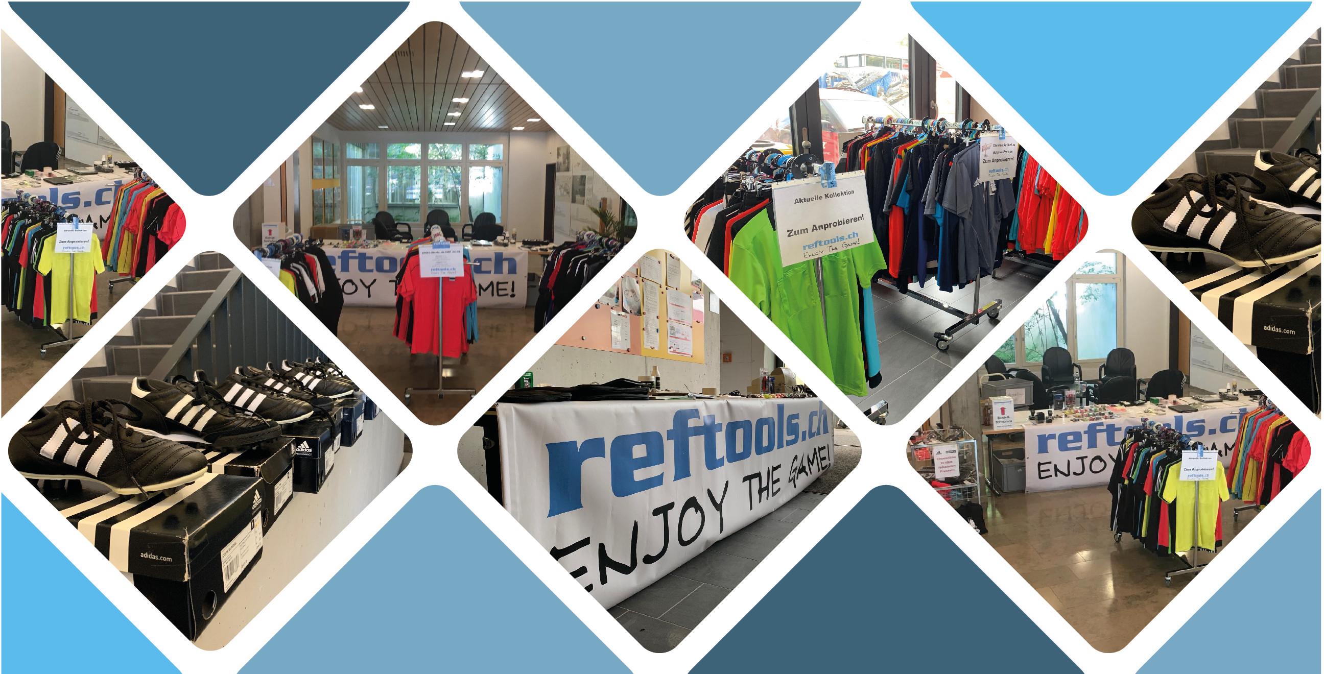 reftools product range
