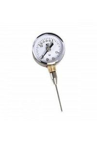 Analog ball pressure gauge