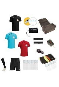 Starter Kit short sleeve Macron (3 jerseys)