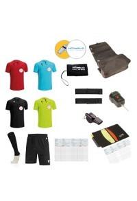 Starter Kit short sleeve Macron (4 jerseys)