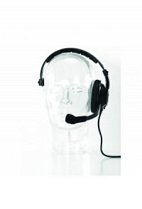 Audio Pro Headset single Muff with ON/OFF switch - Guardian Staff