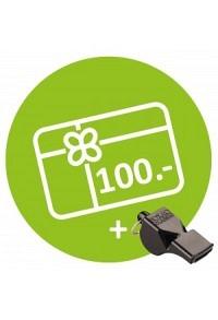 Voucher set CHF 100.00